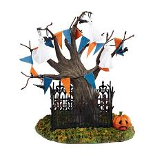 department 56 halloween village halloween wooden duck shoppe