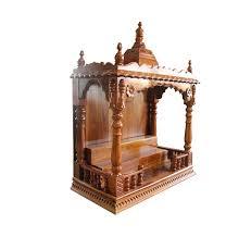 stunning wooden pooja mandir designs for home pictures interior
