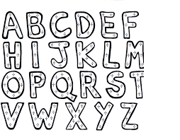 alphabet coloring pages printable 3581 670 820 coloring books