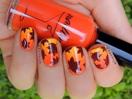 30 cool thanksgiving and fall nail designs thanksgiving pretty