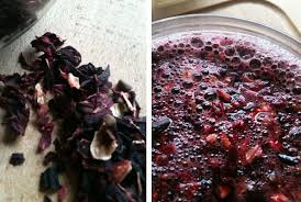 jamaica flower guest post cooking with hibiscus flowers blissful and fit