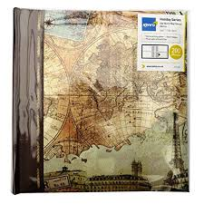 photo album with memo space world map photo album with memo writing space