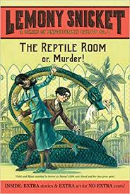 the reptile room or murder a series of unfortunate events