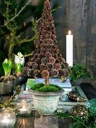 Cone Tree How To Make A Pine Cone Christmas Tree U003e Http Www Hgtvgardens