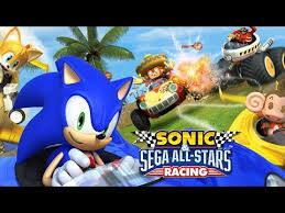 sonic sega all racing apk télécharger sonic all raacing pour android