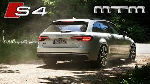 audi s4 exhaust audi s4 2017 b9 425 hp mtm drive exhaust sound by autotopnl