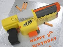 9 best fynlay birthday 8 images on pinterest nerf gun cake 10th