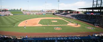 Royals Stadium Map Sloan Park Chicago Cubs