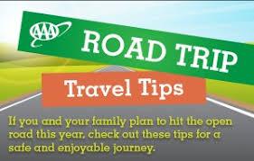 road trip travel tips aaa exchange