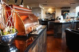 Kitchen Bar Design Quarter Coal Harbour Coffee Shop Restaurant Cafe Grocery Store