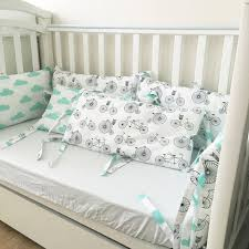 Baby Boy Cot Bedding Sets Furniture Baby Cot Bumper Crib Bumpers Outstanding Handmade