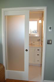 small and narrow modern minimalist bathroom closet design with