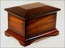 custom urns custom built wooden urns for memorials michael cowman s custom
