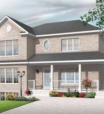 simple large family home plans decohome