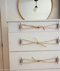 Ikea Hack Dresser by Ikea Tarva Dresser Hack Nautical Style Dresser With Dock Cleat