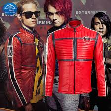 Mcr Halloween Costume Popular Chemical Romance Jacket Buy Cheap Chemical Romance Jacket