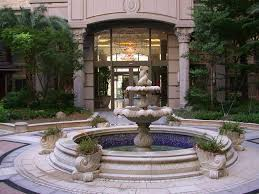 water fountains for patios