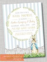 peter rabbit first birthday invitation fully customisable digital
