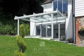 Glass Pergola Roof by Glass Veranda Patio Roof Canopies Elegant Glass Verandas Uk