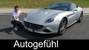 ferrari california 2016 new ferrari california t 2016 full review test driven v8 560 hp
