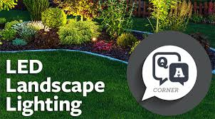 How To Install Led Landscape Lighting Faq Installing Led Landscape Lighting Superbrightleds
