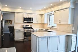 kitchen remodel with white cabinets geneva kitchen remodel with white cabinetry quartz