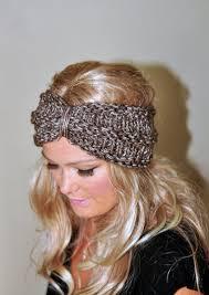 ear warmer headband earwarmer buttons wrap crochet headband ear warmer choose