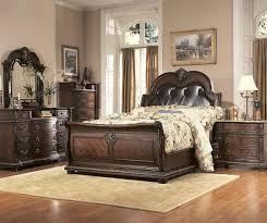 sleigh bedroom suites pierpointsprings com sleigh bedroom set in brown cherry 1 slb 5 set at beyond stores king sleigh