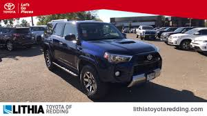 toyota corporation usa new toyota 4runner in redding ca inventory photos videos