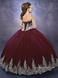 burgundy quince dresses s bridal princess collection quinceanera dress style 4q478