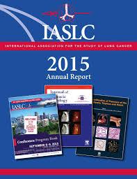 iaslc 2015 annual report by iaslc issuu