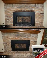 Fire Resistant Paint For Fireplaces Interior Fireplace Paint