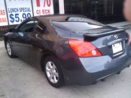 nissan altima coupe front lip i just bought my first car u003d nissan forum nissan forums