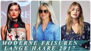 Frisuren Lange Haare Pony 2017 by Moderne Frisuren Lange Haare 2017