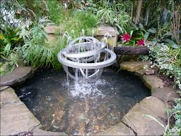 architecture cool unique garden water fountains with decorative