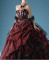 dark goth wedding dresses wedding dresses in jax
