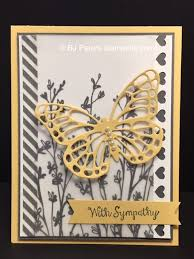 143 best butterfly thinlits images on butterfly cards