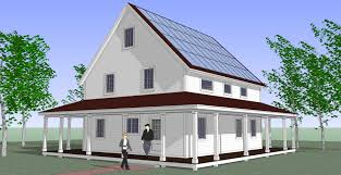 net zero energy house in a kit greenbuildingadvisor com