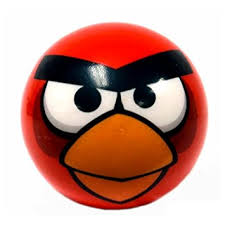 amazon angry birds 3 foam ball red bird toys u0026 games