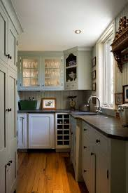 Beadboard Backsplash Kitchen Beadboard Backsplash Kitchen Traditional With Sage Walls