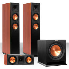 klipsch home theater klipsch rp 250f premiere floorstanding speaker pair w rp 250c