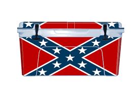 Rebel Flag Picture Confederate Flag 2 Wrap