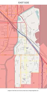Gangs Chicago Map by New East Side Chicago Real Estate Chicago Neighborhood Guide Real