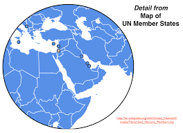 middle east map united nations geopolitical anomalies in the greater middle east part i