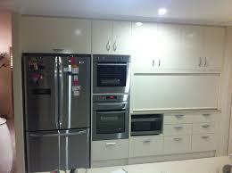 Roller Door Cabinets Kitchen Roller Doors The Door Cupboard At End Of Bench Is Discreet