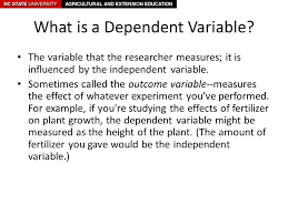 variables hypotheses and classification of measurements ppt