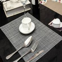 Table Place Mats Online Get Cheap Woven Place Mats Aliexpress Com Alibaba Group