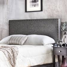 unique upholstered headboards create your dream bedroom best upholstered fabric headboards