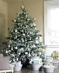 pottery barn christmas table decorations silver and white christmas decorations ornaments white and silver