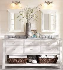 barn bathroom ideas traditional bathroom with sink by pottery barn